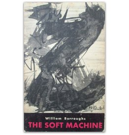 William Burroughs - The Soft Machine - 1961