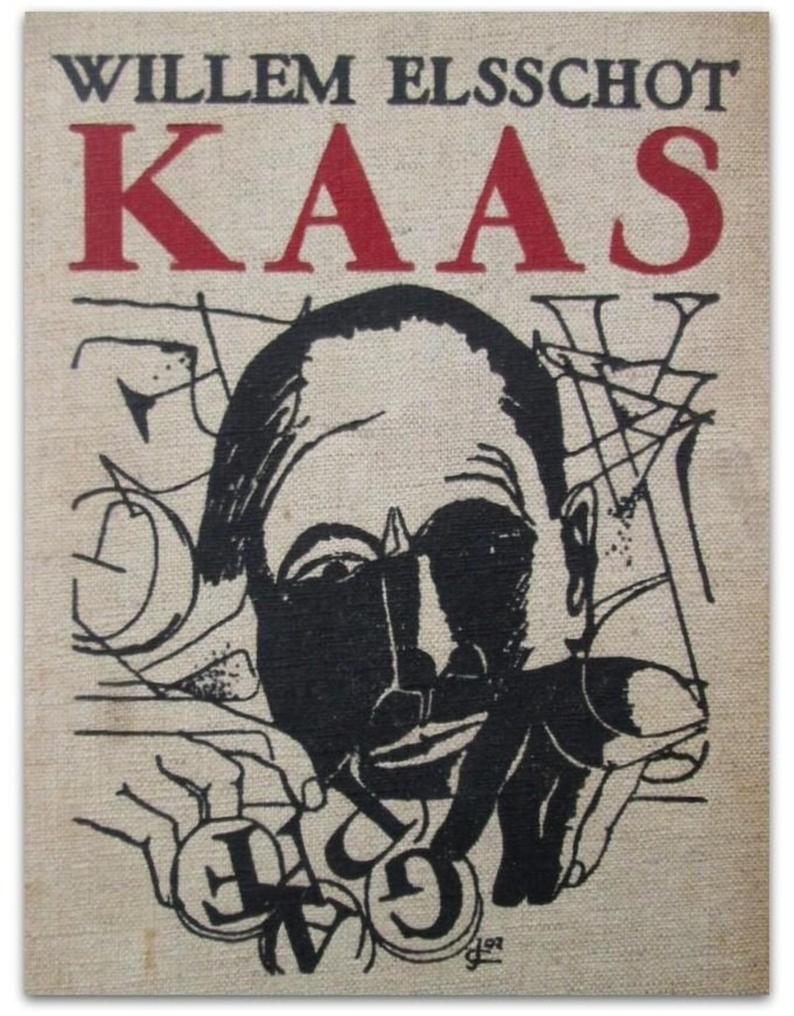 Willem Elsschot - Kaas. Versierd door Jozef Cantré