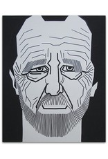 A.L. Snijders - Original authors portrait by Bert Osnabrug