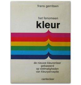 Frans Gerritsen - Het fenomeen Kleur - 1978