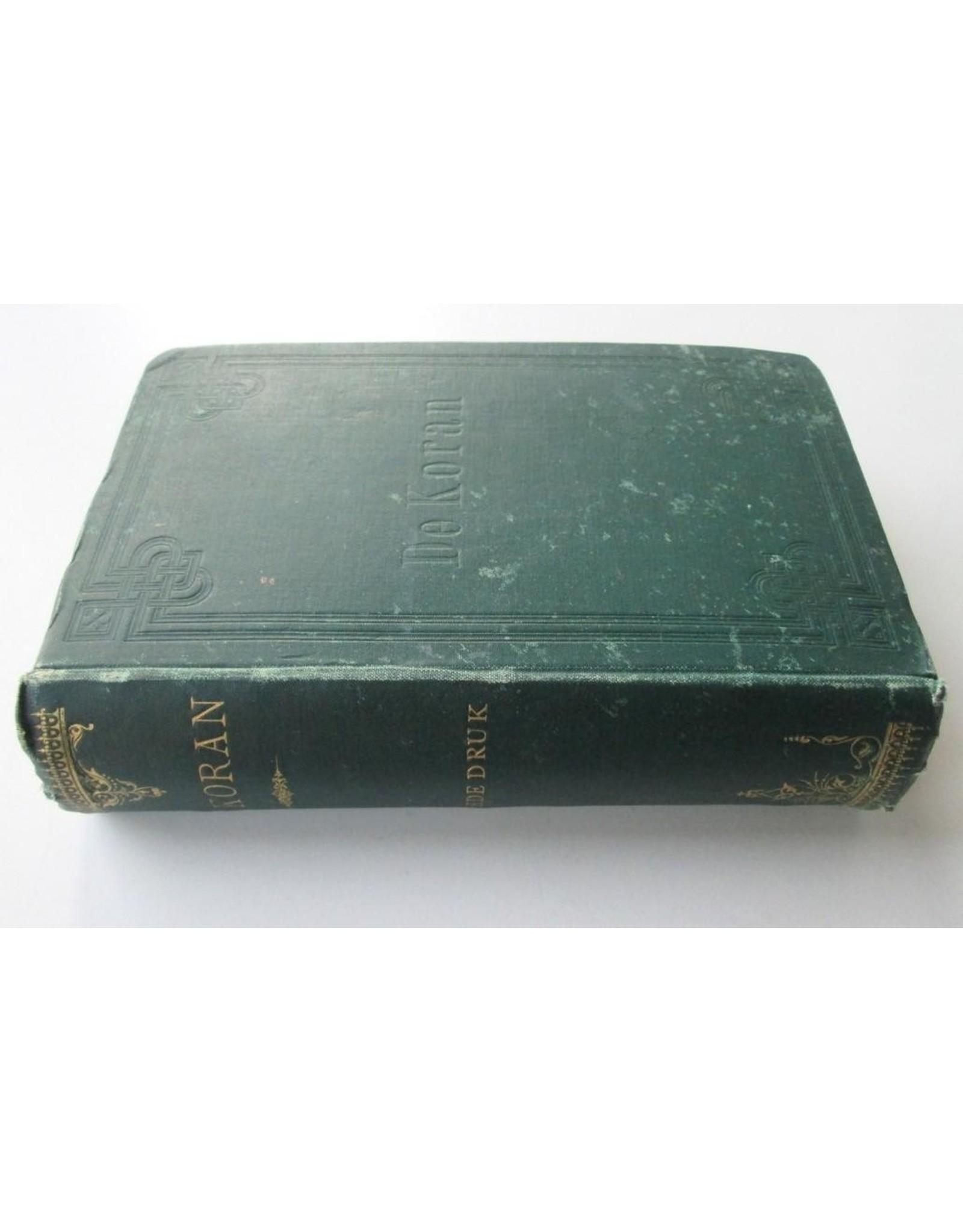 S. Keyzer - De Koran, voorafgegaan door het leven van Mahomed [...] Tweede druk