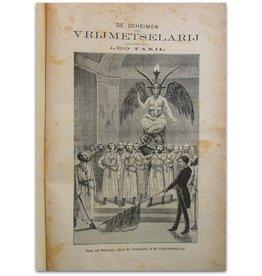Leo Taxil - De geheimen der Vrijmetselarij - c. 1890