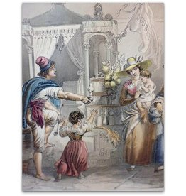 Paul de Musset - Voyage pittoresque en Italie - 1864