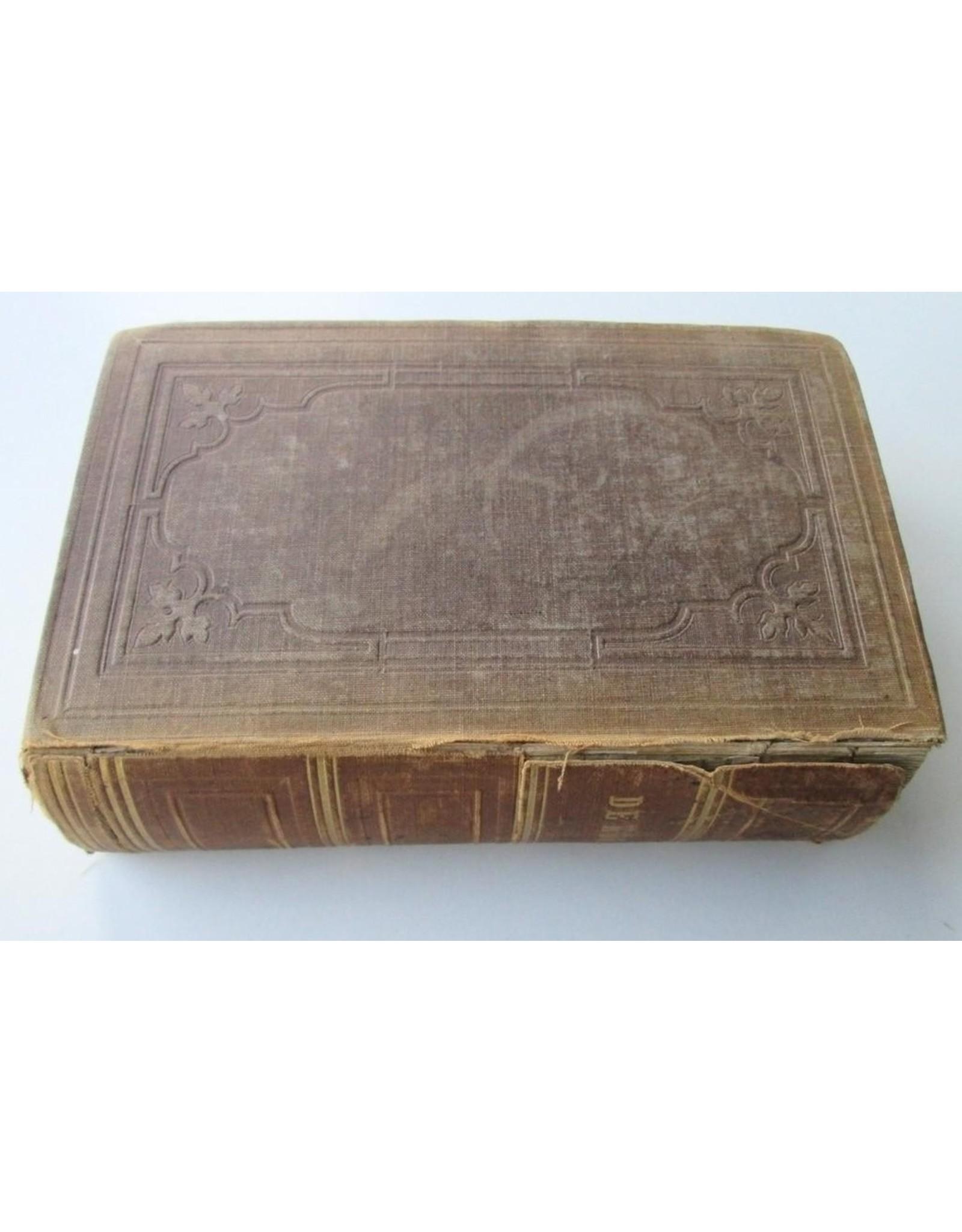 S. Keyzer - De Koran, voorafgegaan door het leven van Mahomet [...]