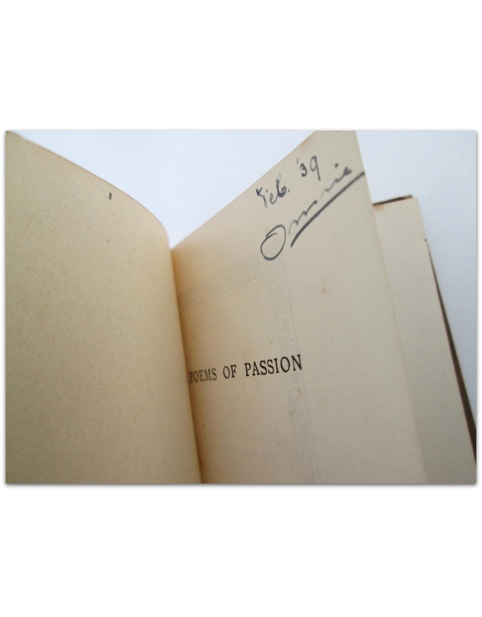 Ella Wheeler Wilcox - Poems of Passion