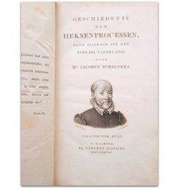 Jacobus Scheltema - Heksenprocessen - 1828