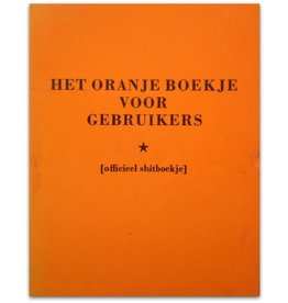 Het Oranje Boekje voor Gebruikers - 1970