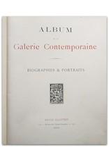 Nadar - Album de la Galerie Contemporaine. Biographies & Portraits