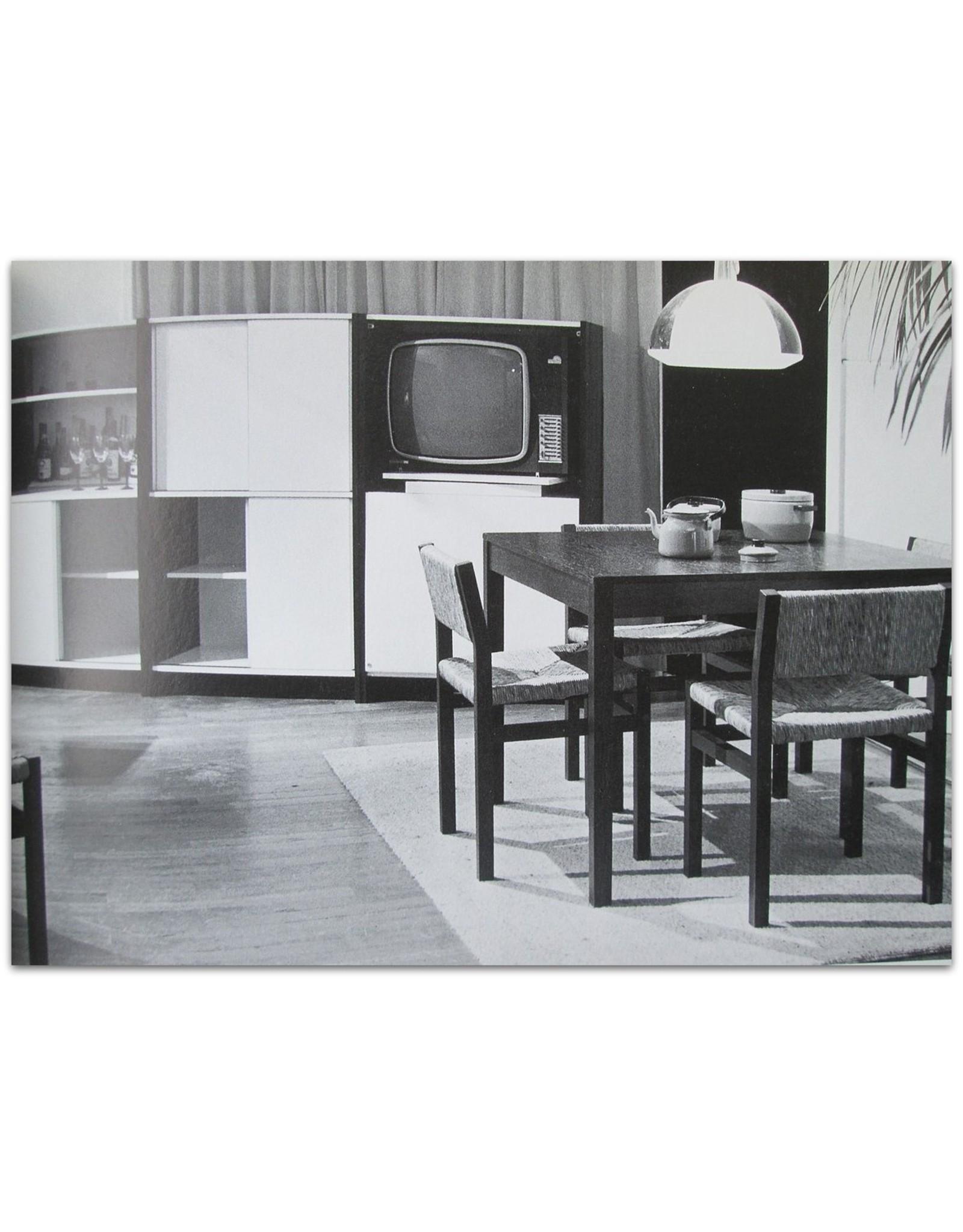 Jojanneke Clarijs - 't Spectrum. Moderne meubelvormgeving en naoorlogs idealisme