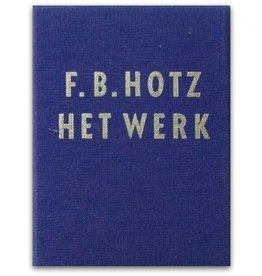 F.B. Hotz - Het werk - 1997