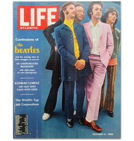LIFE - Confessions of The Beatles - 1968