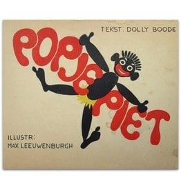 [Sinterklaas] Dolly Boode - Popje Piet - 1950