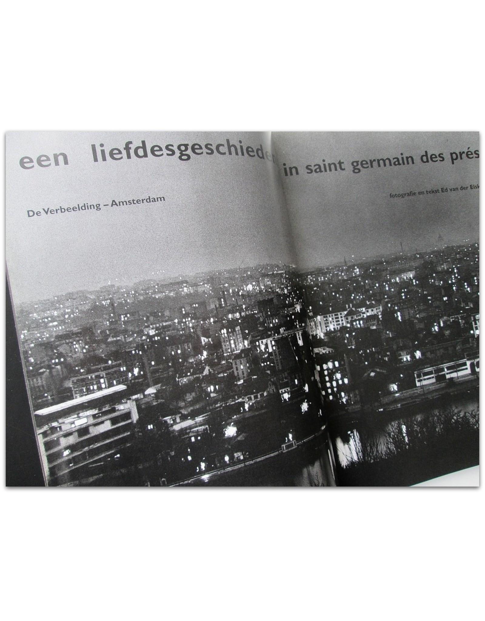 Ed van der Elsken - Een liefdesgeschiedenis in Saint Germain des Prés