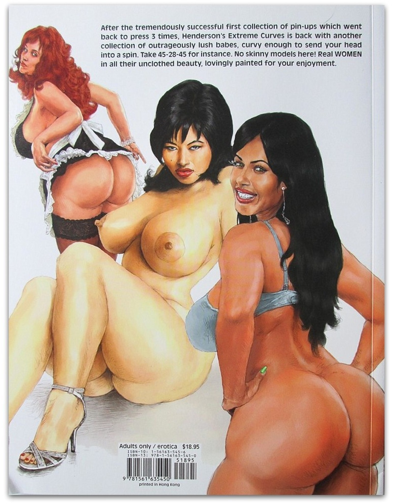 Phil Henderson - Extreme Curves: Phat Girls