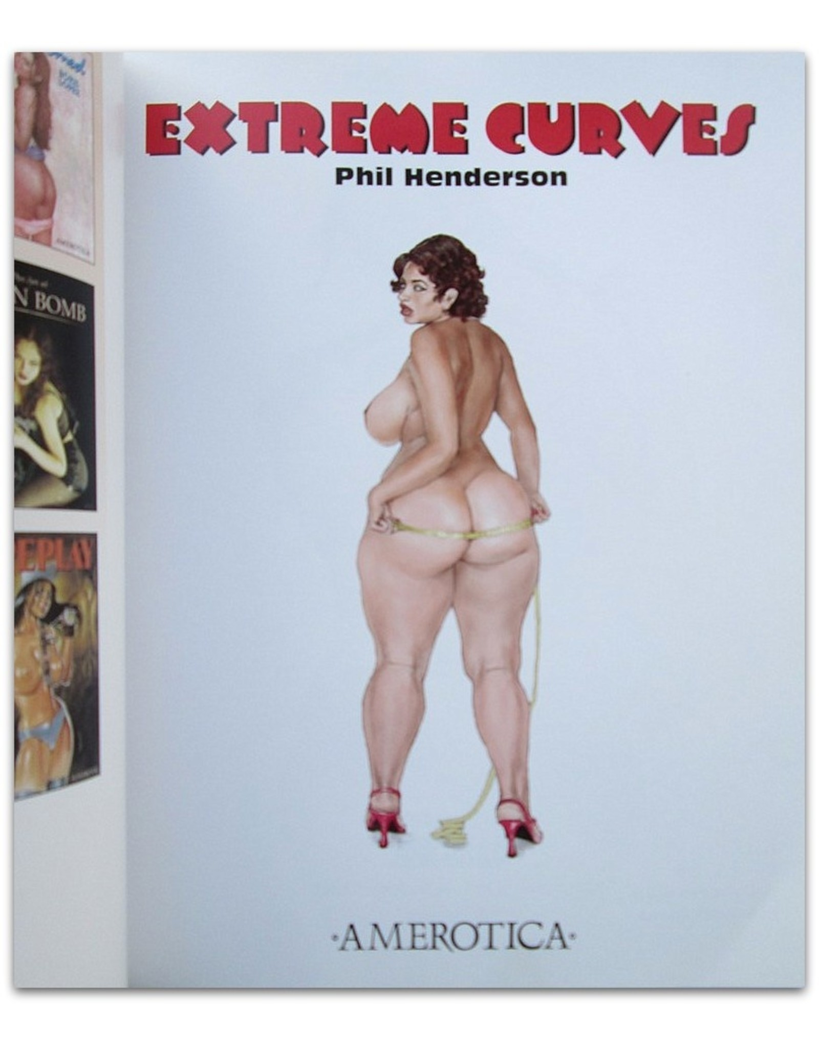 Phil Henderson - Extreme Curves