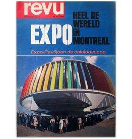 REVU Van het Reve interview - 1967
