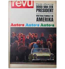 Ed van der Elsken - Auto's Auto's Auto's - 1967