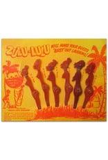 ZULU-LULU : The Newest Swizzle Stick Sensation