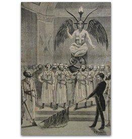 Leo Taxil - De geheimen der Vrijmetselarij - ca 1890