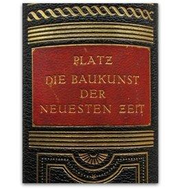 Gustav Adolf Platz - Die Baukunst - 1930
