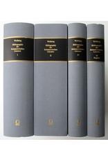 August Wolfstieg - Bibliographie der freimaurerischen Literatur. Herausgegeben im auftrage des Vereins deutscher Freimaurer