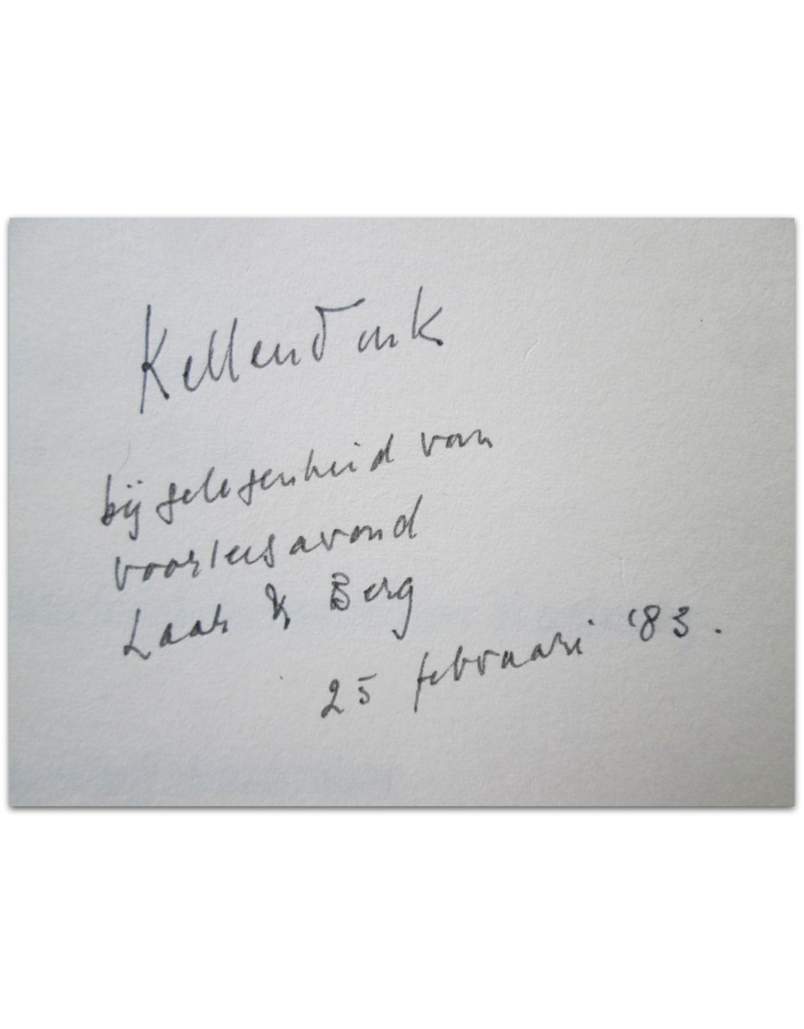 Frans Kellendonk - Bouwval. Gevolgd door Achter het licht & De waarheid en mevrouw Kazinczy