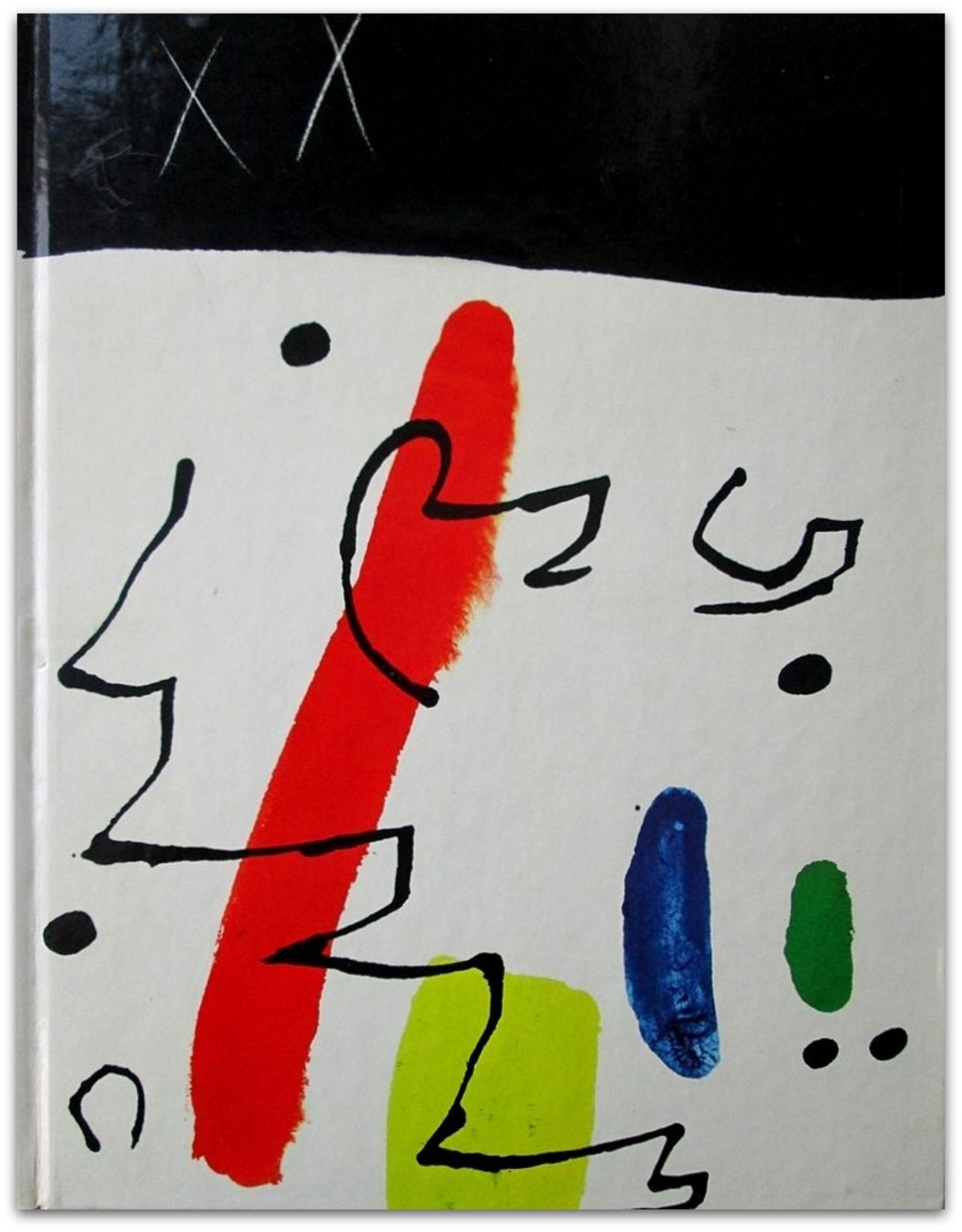 Alain Jouffroy - XXe siècle Numéro 46 Septembre 1976. [avec une lithographie originale de Joan Miró + un dessin de Roberto Matta]