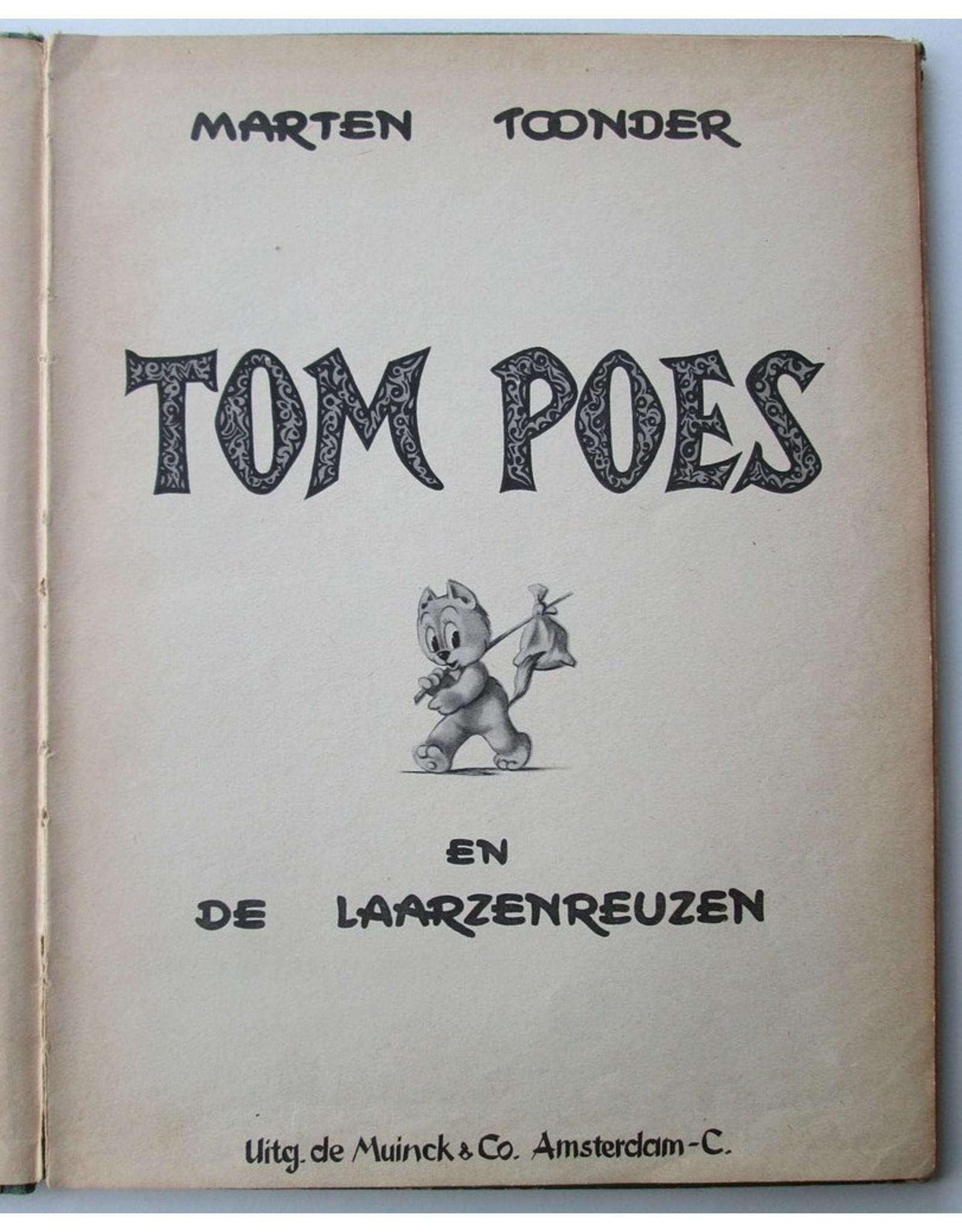 Marten Toonder - Tom Poes en de Laarzenreuzen