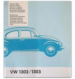 [Volkswagen] - VW 1302 / 1303 Bildkatalog - 1990