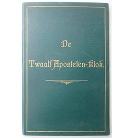 De Twaalf Apostelen-Klok - 1897