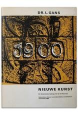 L. Gans - Nieuwe Kunst: De Nederlandse bijdrage tot de Art Nouveau. Dekoratieve kunst, kunstnijverheid en architektuur omstreeks 1900