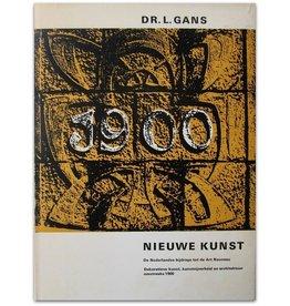 L. Gans - Nieuwe Kunst - 1966