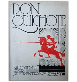 Miguel de Cervantes Saavedra - Don Quichote - 1930