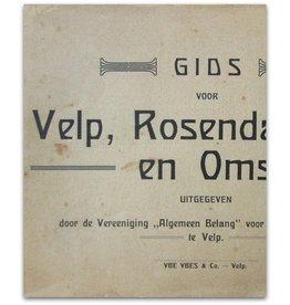 Gids voor Velp, Rosendaal en Omstreken - 1900