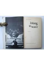 Simon Vinkenoog - Zolang te water. Een alibi