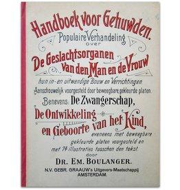 Dr. Emile Boulanger - Handboek voor Gehuwden - 1925