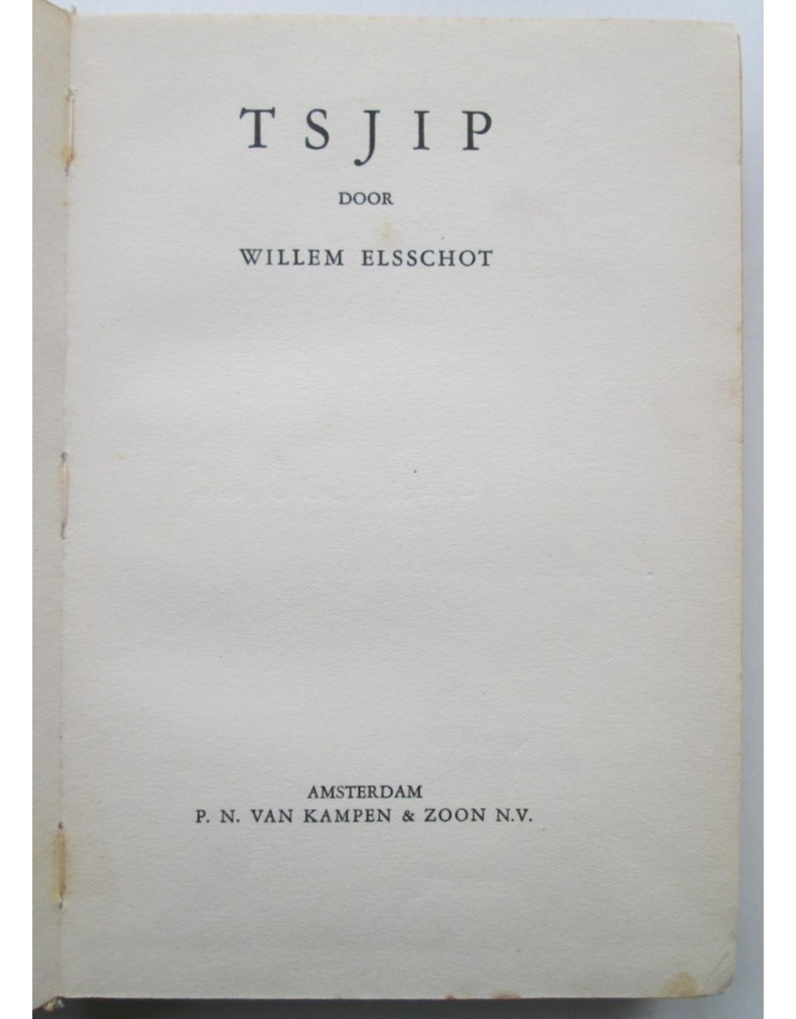 Willem Elsschot - Tsjip