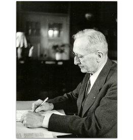 F. Bordewijk - Zeer geachte heer, [Brief] - 1943