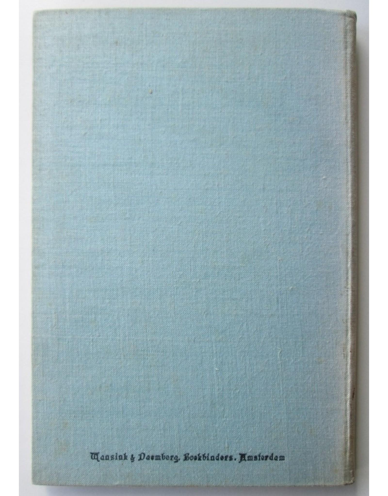 Grace Ch. Young - Bimbo: De Geschiedenis van den Ooievaar. Door Tante Willy [...], in het Nederlandsch bewerkt door Mevr. A.H.J. Nolst Trenité. Met een titelplaat en 25 figuren in den tekst