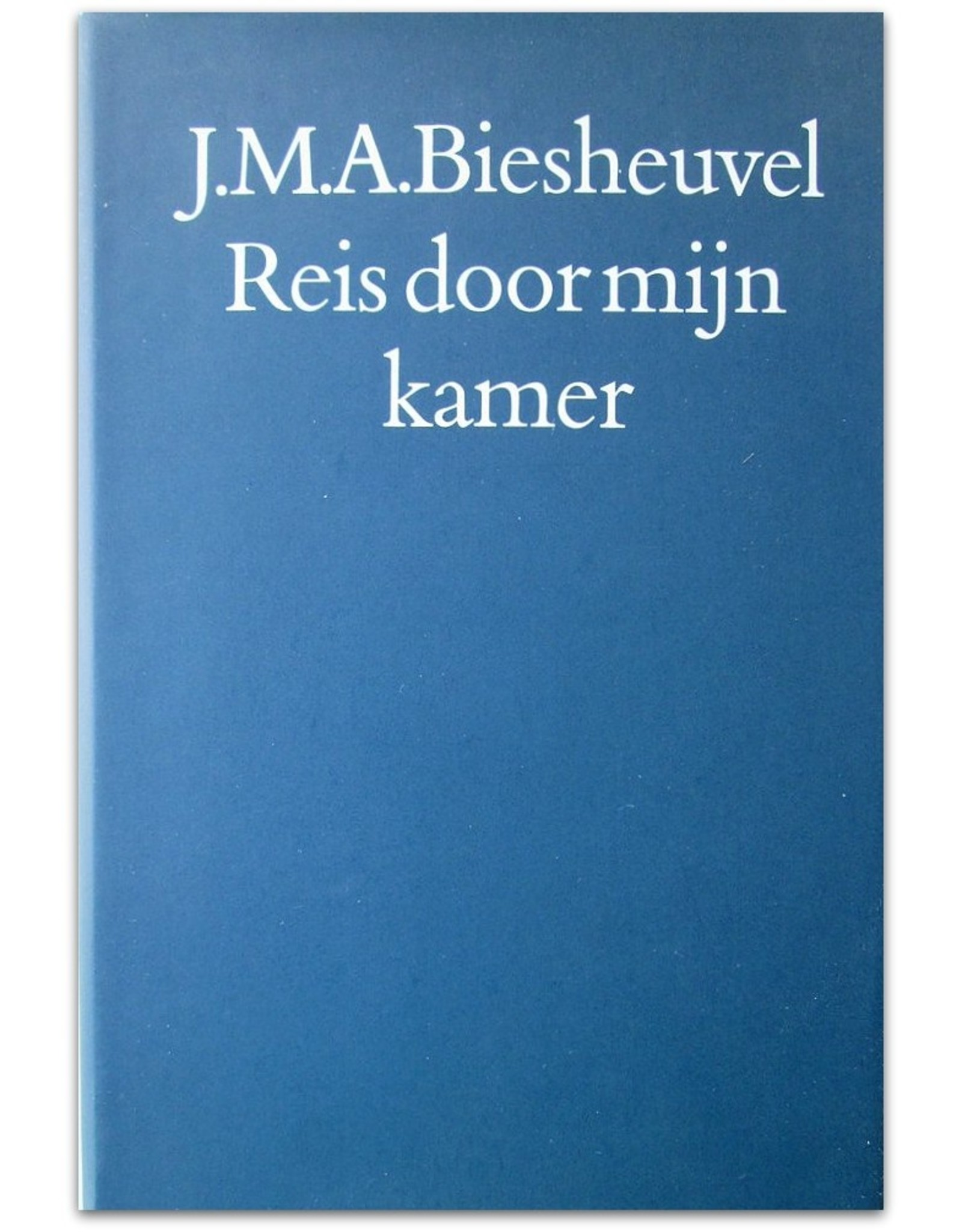 J.M.A. Biesheuvel - Reis door mijn kamer. Verhalen