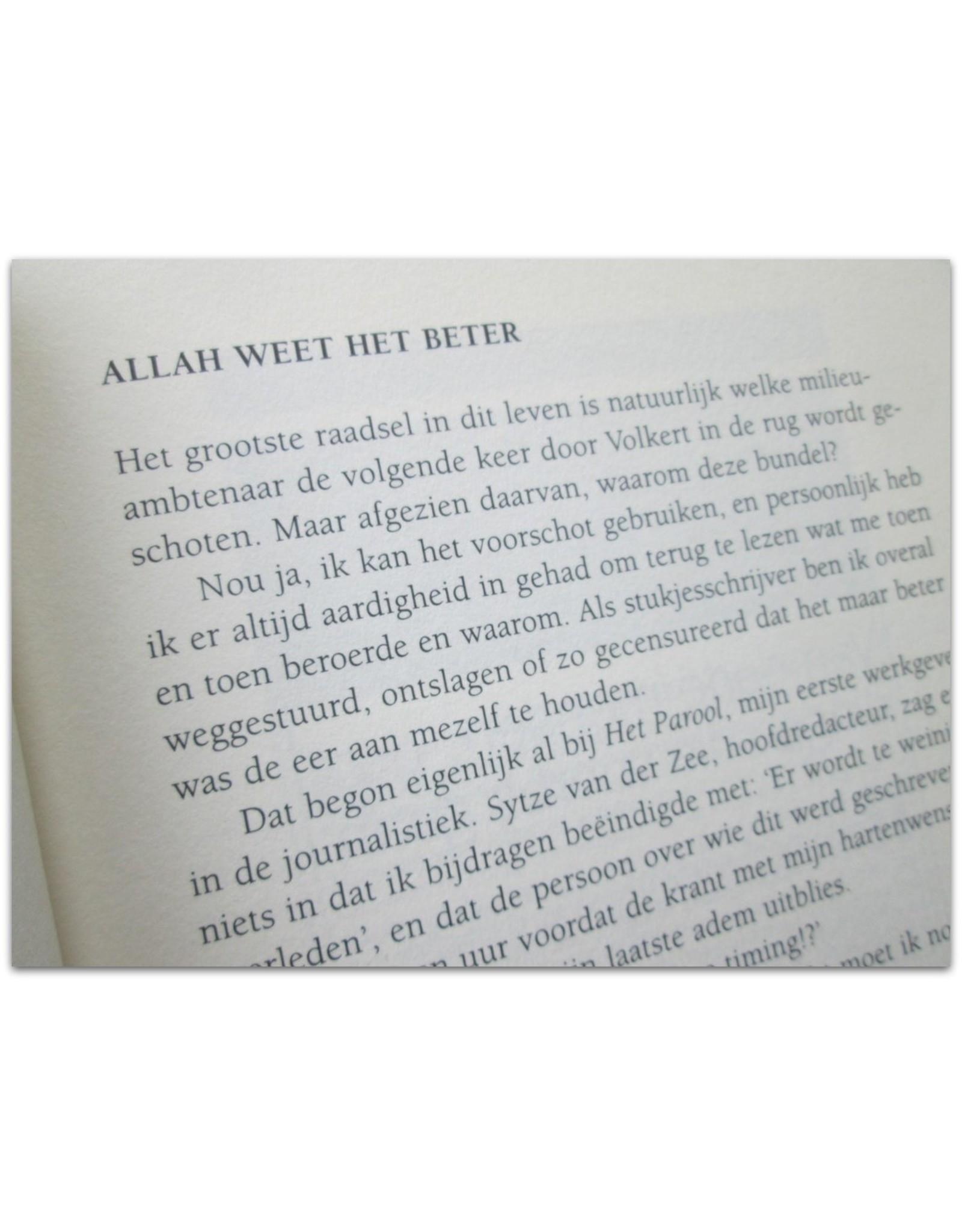 Theo van Gogh - Allah weet het beter