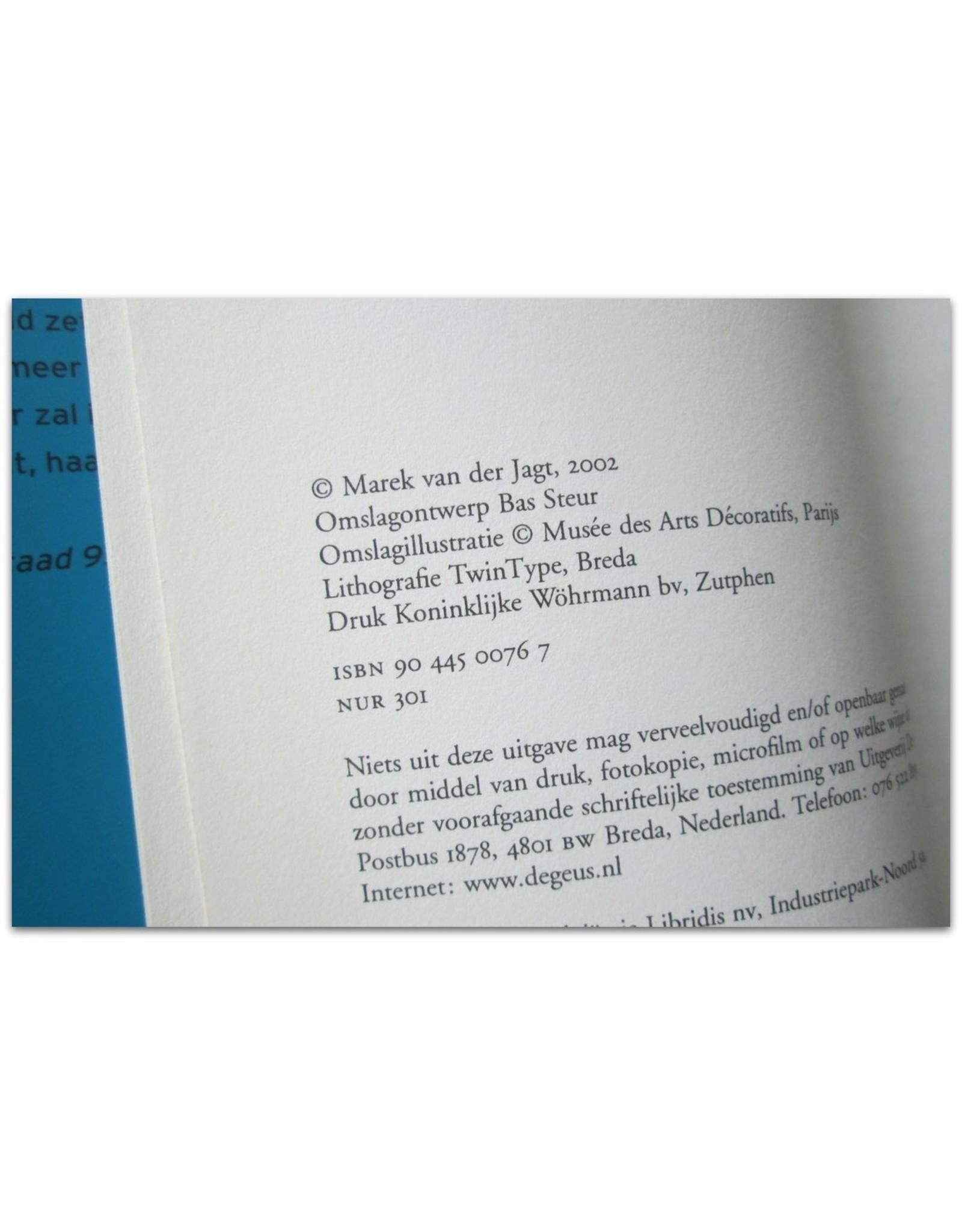 Arnon Grunberg [als]: Marek van der Jagt - Gstaad 95-98