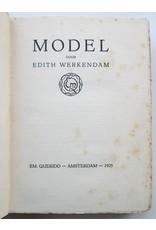 Edith Werkendam - Model