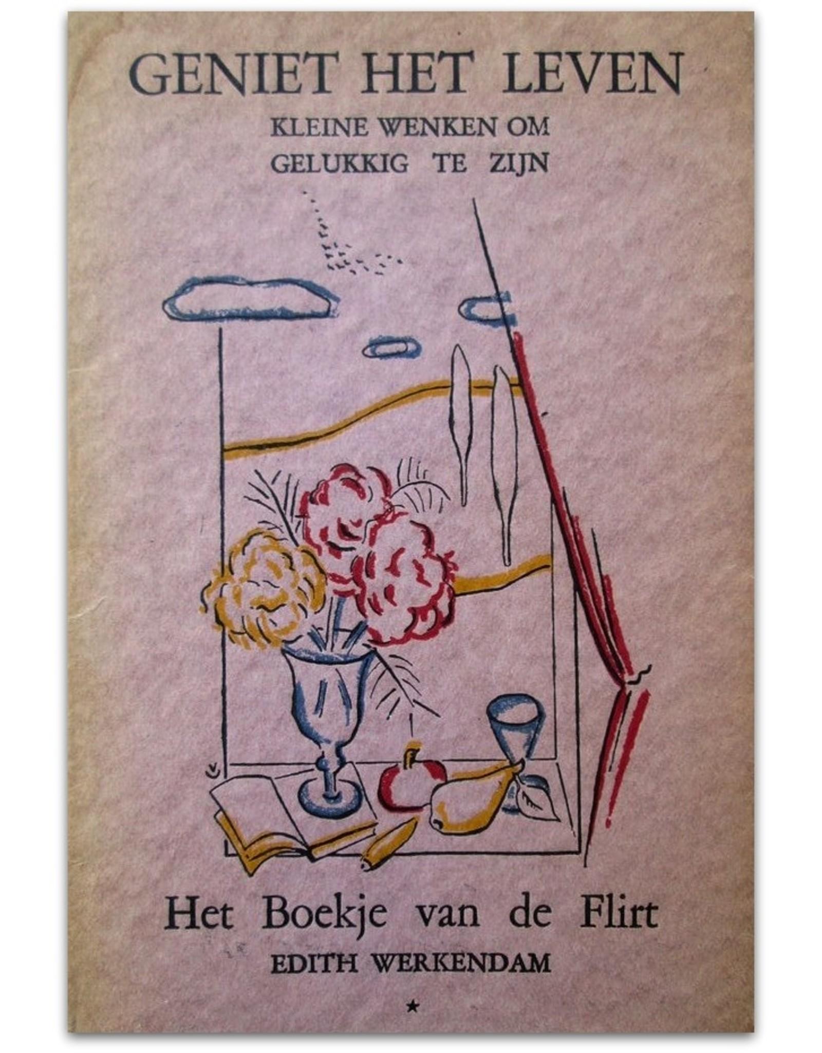 Edith Werkendam - Het Boekje van de Flirt