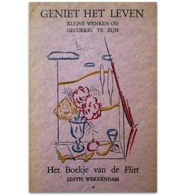 Edith Werkendam - Het Boekje van de Flirt - 1930
