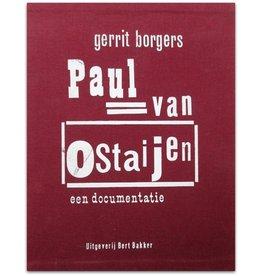 Gerrit Borgers - Paul van Ostaijen:  document - 1996