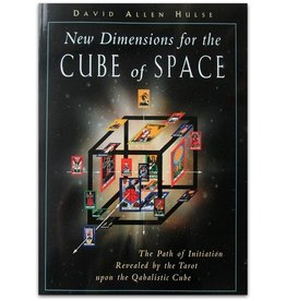 David Allen Hulse - the Cube of Space - 2000