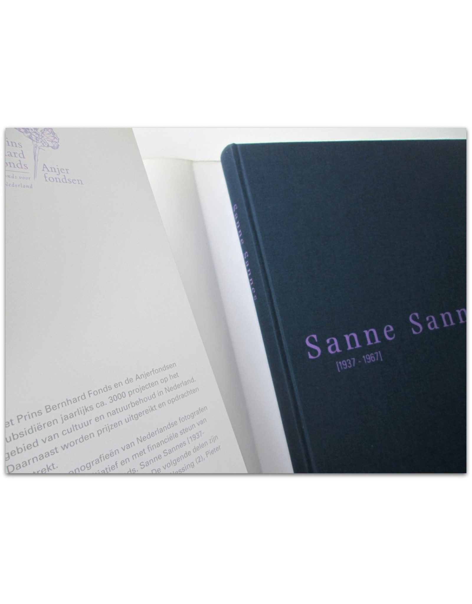 Cécile van der Harten & Gerard van Westerloo - Sanne Sannes [1937-1967]