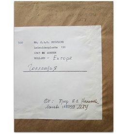 V.V. Nalimov - Dear Mr. Jacob, - 1992
