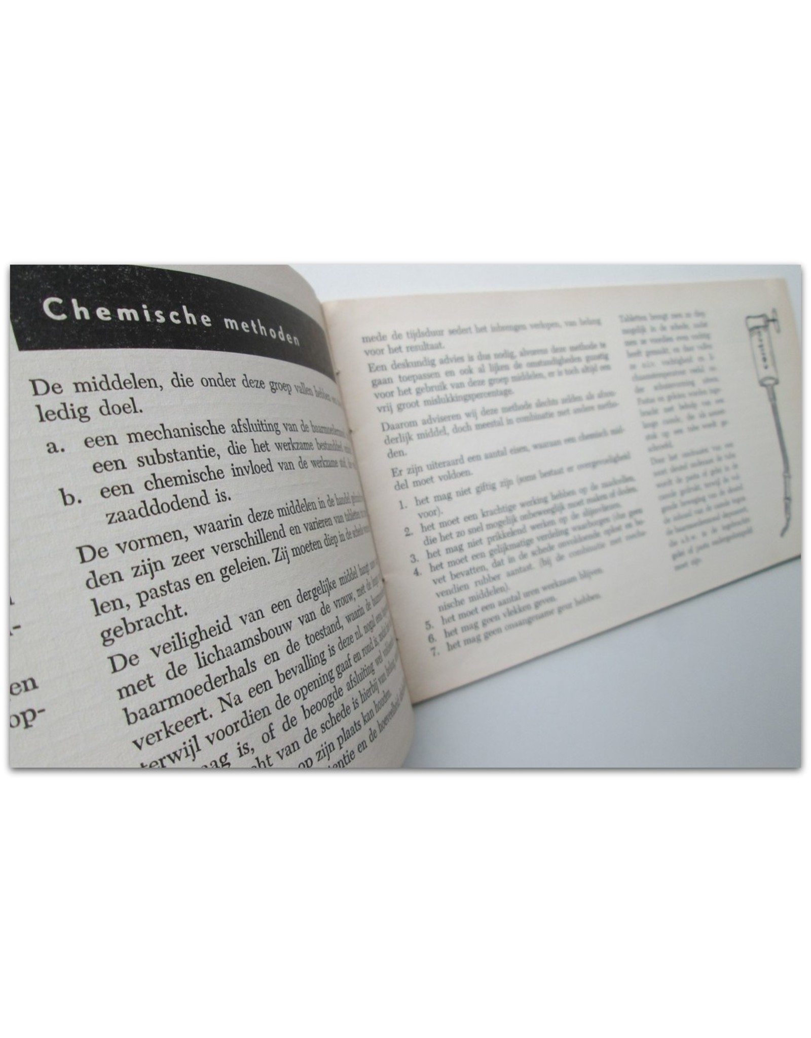 [NVSH] H.F. Fortuin Blitz - Verantwoorde geboortenregeling
